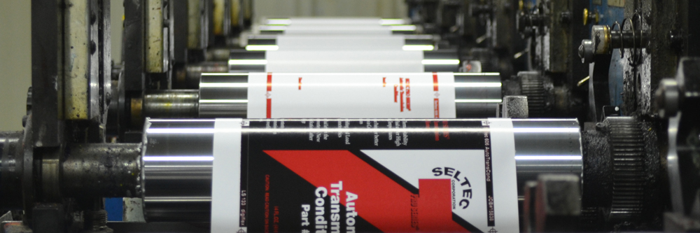 Buffalo commercial label printing